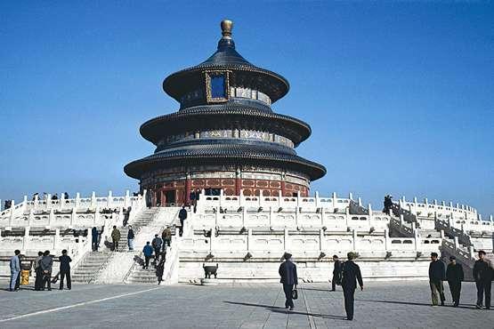 China Peking Himmelstempel © lernidee.de