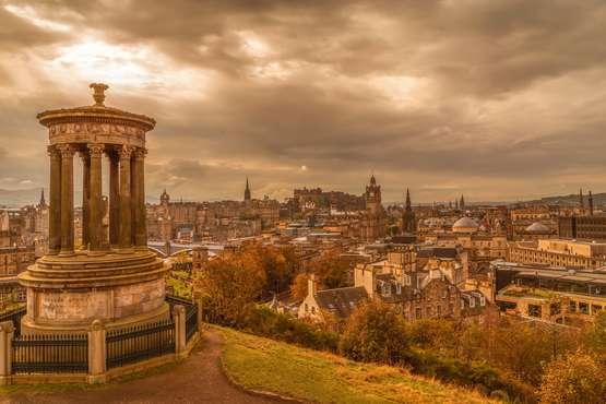 Stadtereise Edinburgh Railtour Der Schweizer Reisespezialist