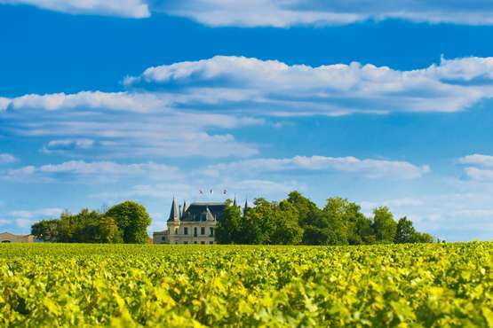 Château Margaux © javarman - Fotolia.com