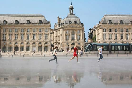 Place de la Bourse © OT Bordeaux