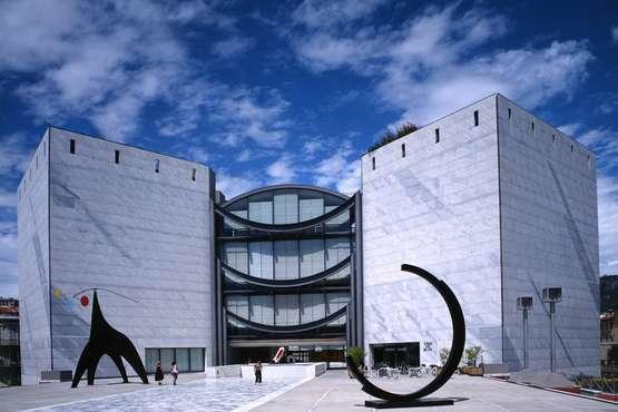 Musée d'Art moderne © Ville de Nice-Mamac