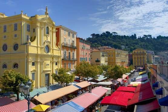 Cours Saleya © OT Nice