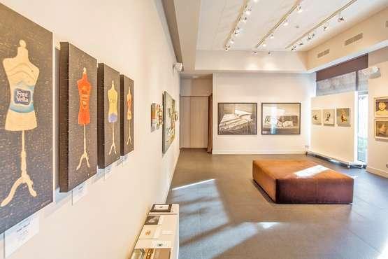 Lobby/Ausstellung