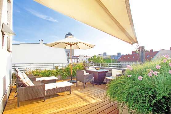 Terrasse/Suite
