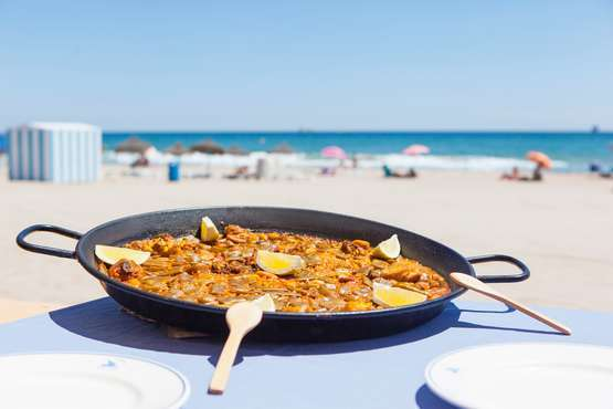 Paella © Mike Water