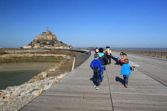 Der Mont-Saint-Michel © Atout France/Franck Charel