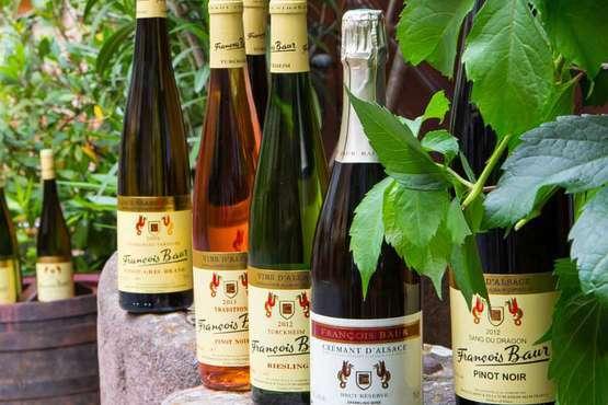 Vins d'Alsace © Domaine Baur