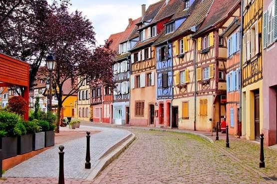 Die Alstadt von Colmar