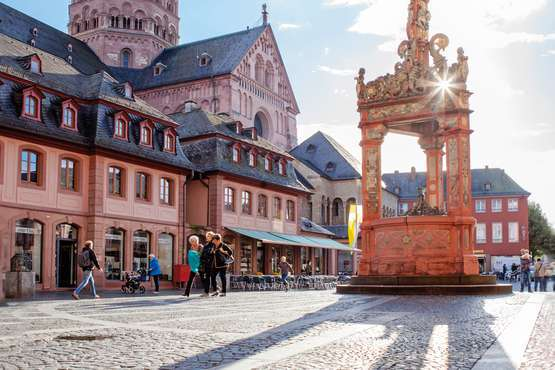 Mainz © Fotofarmer mainzplus CITYMARKETING
