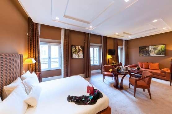 Grand Hotel Via Veneto Rom Railtour Der Schweizer Reisespezialist