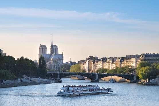 Seinefahrt © Paris Tourist Office - Annemiek Veldman