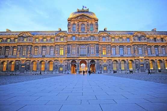 Musée du Louvre © Dmitry Vereshchagin - Fotolia.com