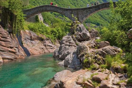Lavertezzo © Ticino Turismo - Christof Sonderegger