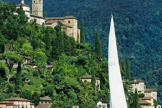 Morcote © Ticino Turismo - Remy Steinegger