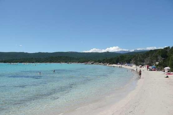 Santa Guilia, plage