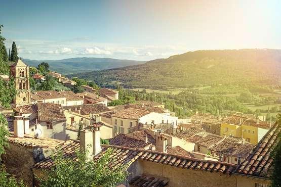Moustiers-Sainte-Marie, Provence