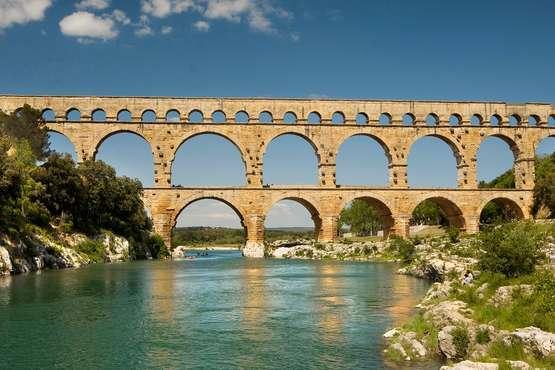 Pont du Gard © O.Maynard, Office de Tourisme de Nîmes