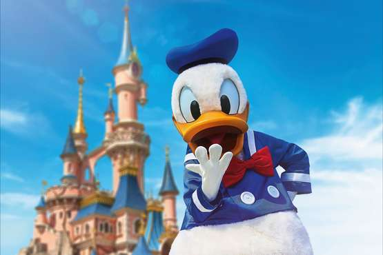 Donald Duck © Disney