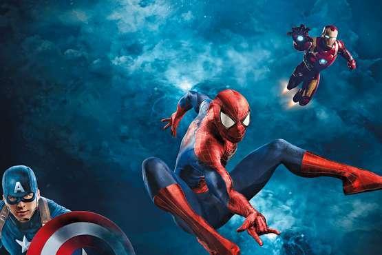 Marvel Saison der Superhelden © 2018 Marvel