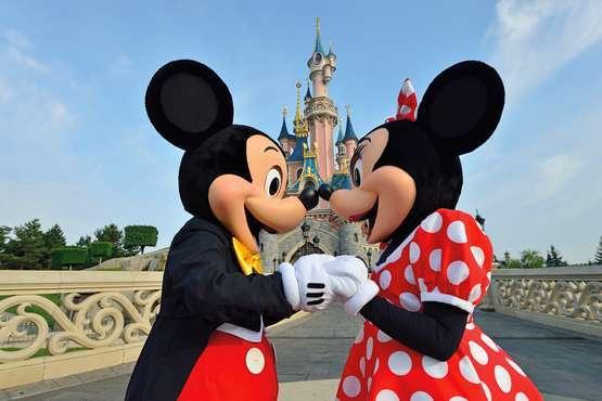 Micky und Minnie © Disney