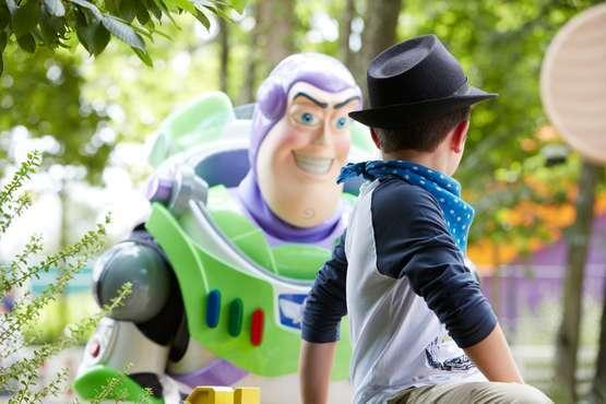 Buzz l'Eclair, Toy Story © Disney