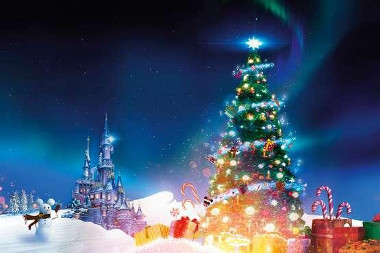 Disney's Märchenhafte Weihnachtszeit © Disney