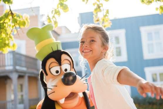 Goofy © Disney