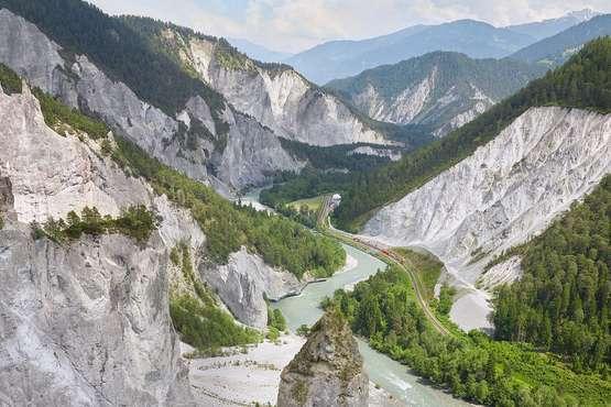 © Glacier Express, Schlumpf