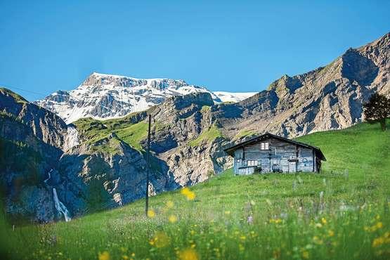 © Tourismus Adelboden - Lenk - Kandersteg / Anja Zurbrügg