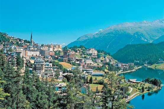 St. Moritz © swiss-image.ch/Lucia Degonda