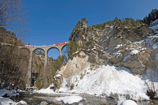 © Rhätische Bahn swiss-image.ch/Andrea Badrutt