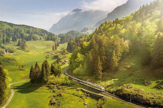 © Zentralbahn.ch
