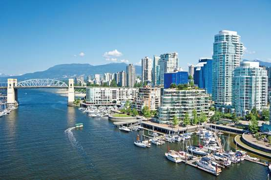 Downtown Vancouver © MF – stock.adobe.com