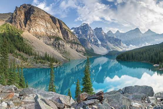 Moraine Lake © rcfotostock – Fotolia.com
