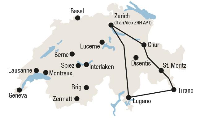 karte_bex_en Map Of Lake Como And Bernina Express Route on