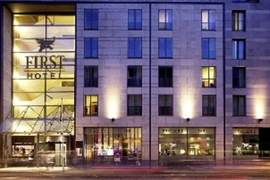 Comfort Hotel Vesterbro  <span class='stars'>4</span>