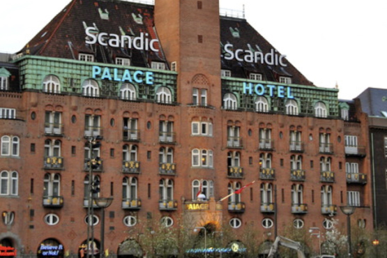 Scandic Hotel Palace  <span class='stars'>4</span>
