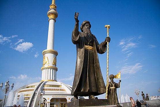 Almaty – Aschgabat