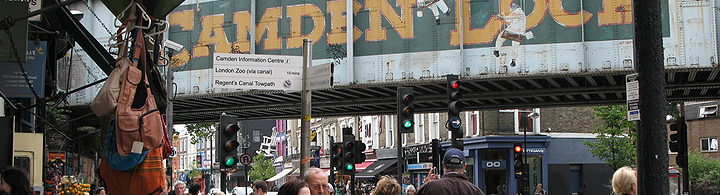 Camden Market & The Queen of Camden