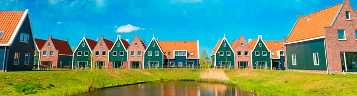 Visite Marken, Volendam, Zaanse Schans et Edam