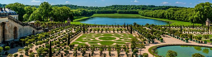 Versailles: ein einzigartiger Garten