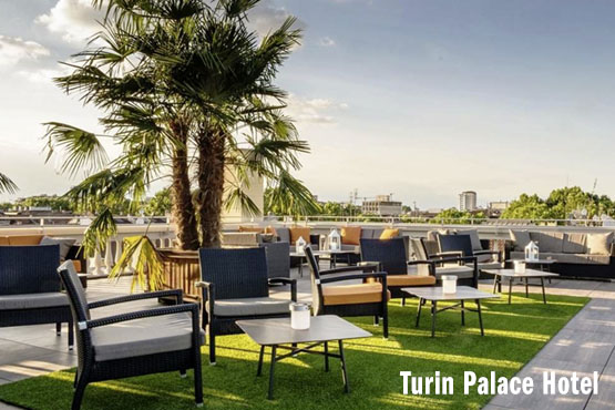Turin Palace Hotel **** / Concorde Hotel **** Turin