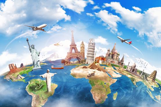 Reisen & Flüge weltweit