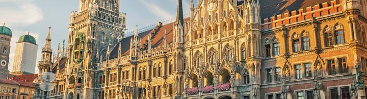 Un tour de Munich en tram