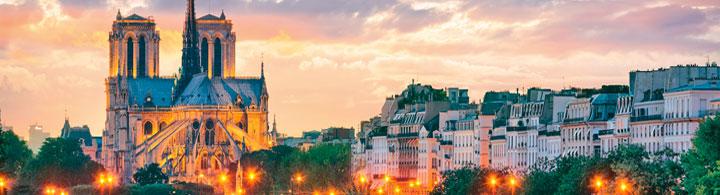 Tour de Paris privé en demi-journée (env. 3h30)