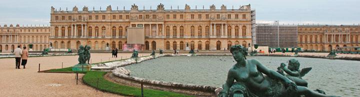 Excursion au château de Versailles (env. 4h)