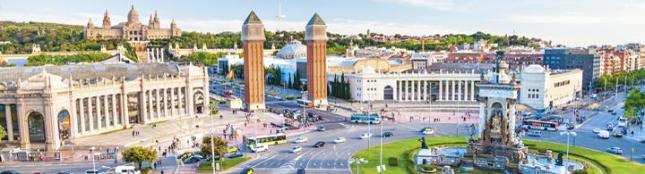 Panorama-Busrundfahrt und Walking Tour