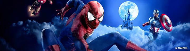 Nouveau: L'été des Super Héros Marvel