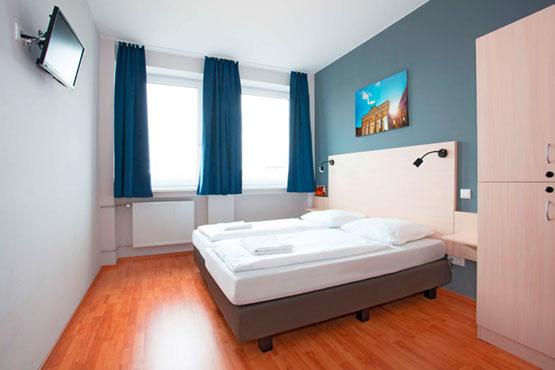 A & O Hostel Berlin Mitte <span class='stars'>2</span>