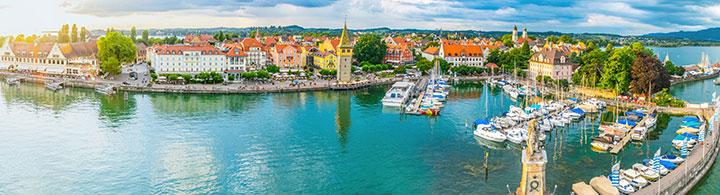 Lindau – Genussort am Bodensee